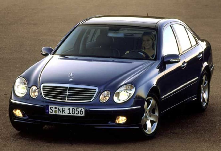 used mercedes-benz e-class review: 1996-2002 | carsguide