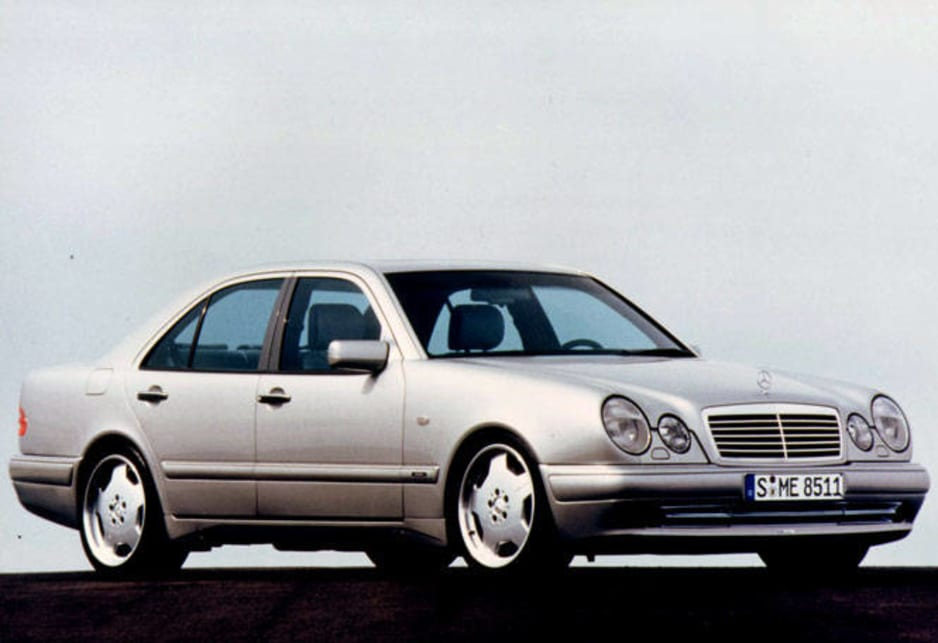 Used mercedes benz e class review 1996 2002 carsguide for Mercedes benz 2002 e class