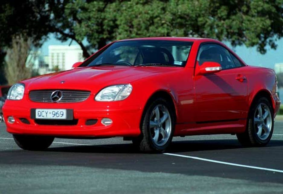 Used Mercedes Benz Slk Review 1997 2000 Carsguide
