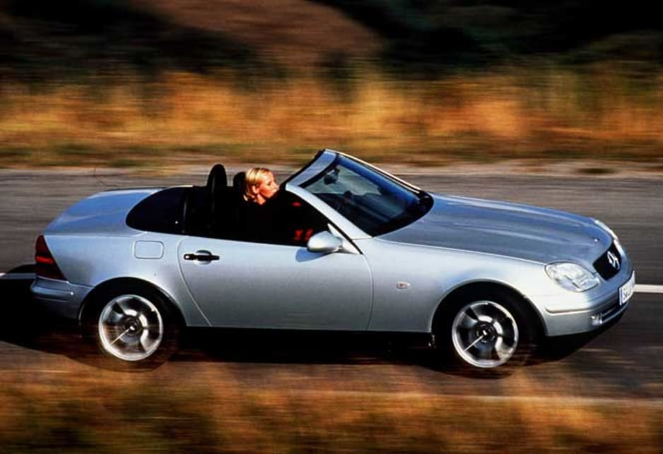Used mercedes benz slk review 1997 2000 carsguide for 97 mercedes benz
