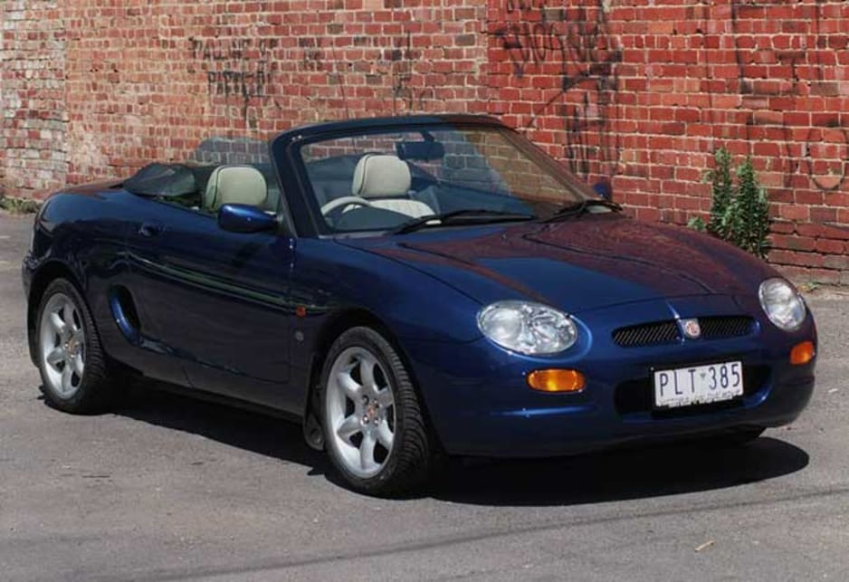 Used Mg Mgf Review 1997 2002 Carsguide
