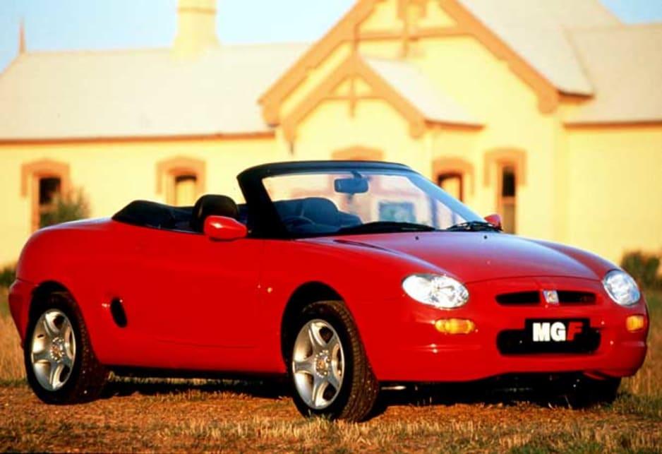New Mg Sports Car