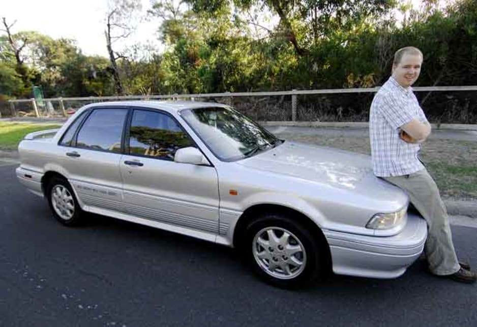 used mitsubishi galant review: 1989-1993 | carsguide