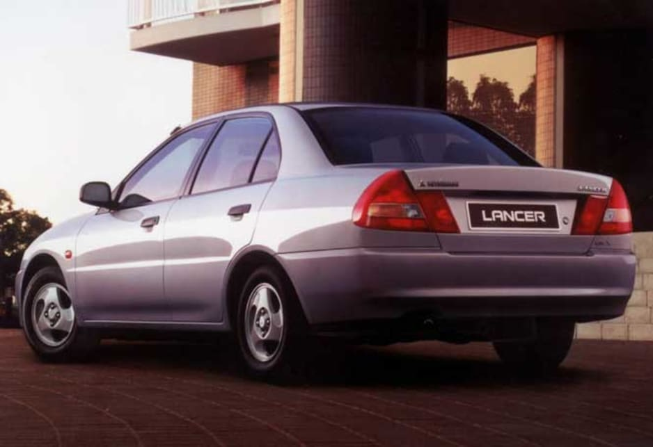 Used Mitsubishi Lancer review: 1996-2002