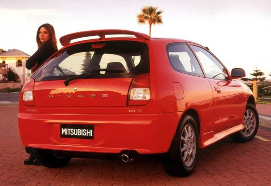 used car review mitsubishi mirage 1996 2003 carsguide
