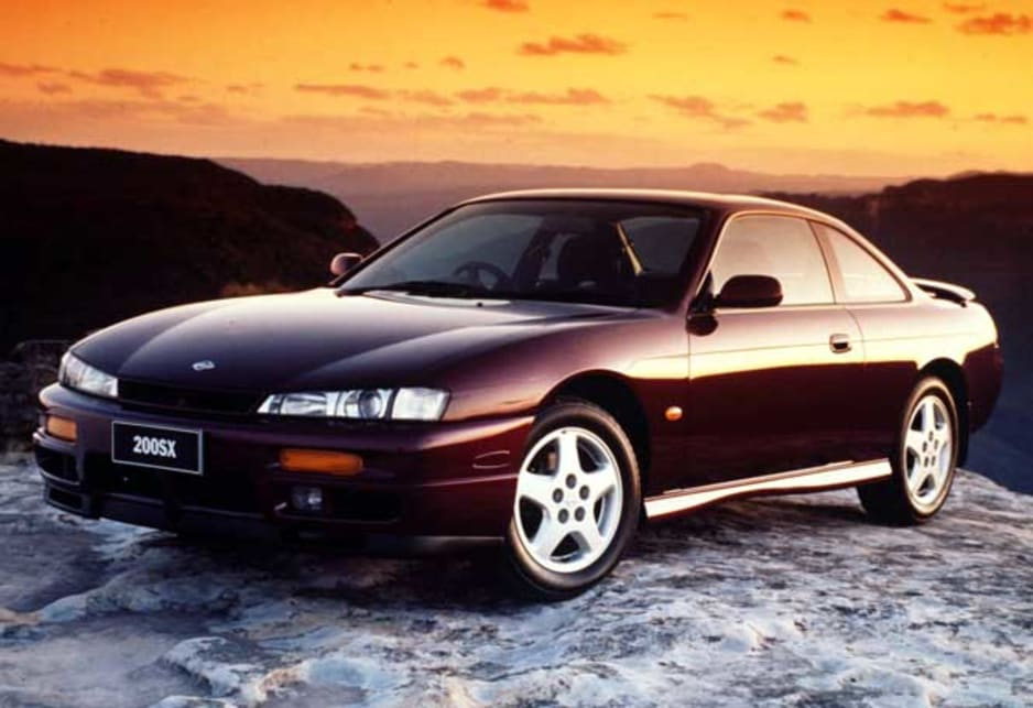 used nissan 200sx review 1994 1996 carsguide. Black Bedroom Furniture Sets. Home Design Ideas