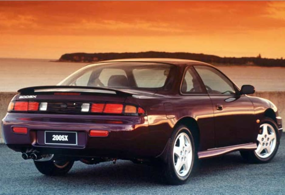 Used Nissan 200sx Review 1994 1996 Carsguide