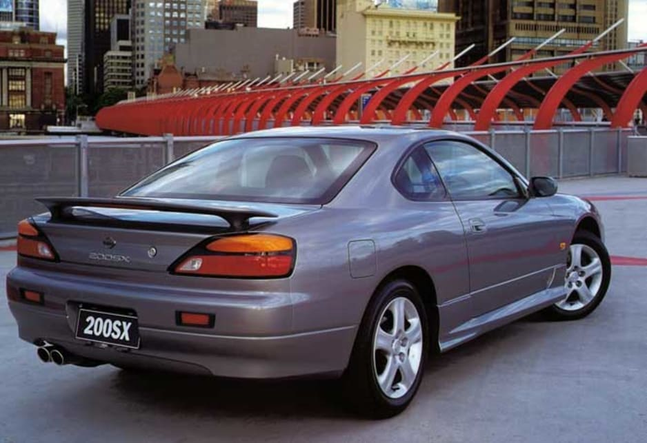 used nissan 200sx review 1996 2003 carsguide. Black Bedroom Furniture Sets. Home Design Ideas