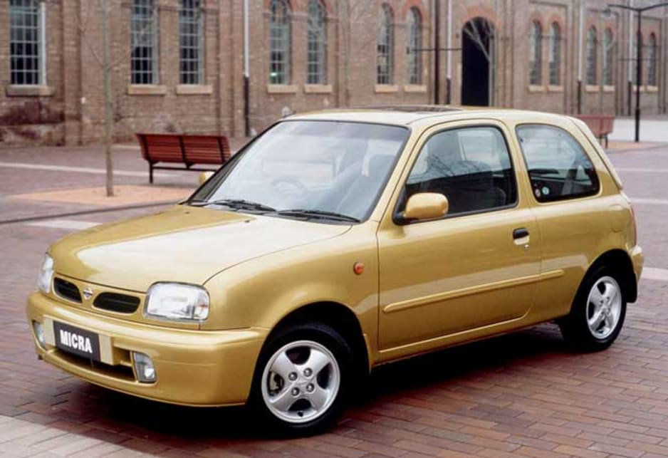 used nissan micra review 1995 1998 carsguide. Black Bedroom Furniture Sets. Home Design Ideas
