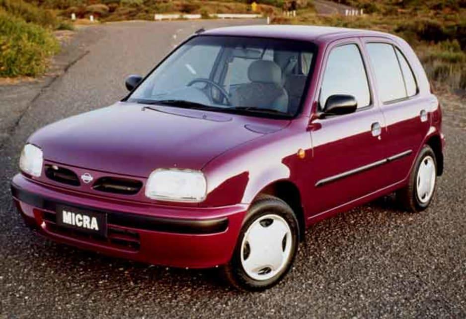 Nissan Micra 1995 : used nissan micra review 1995 1998 carsguide ~ Medecine-chirurgie-esthetiques.com Avis de Voitures