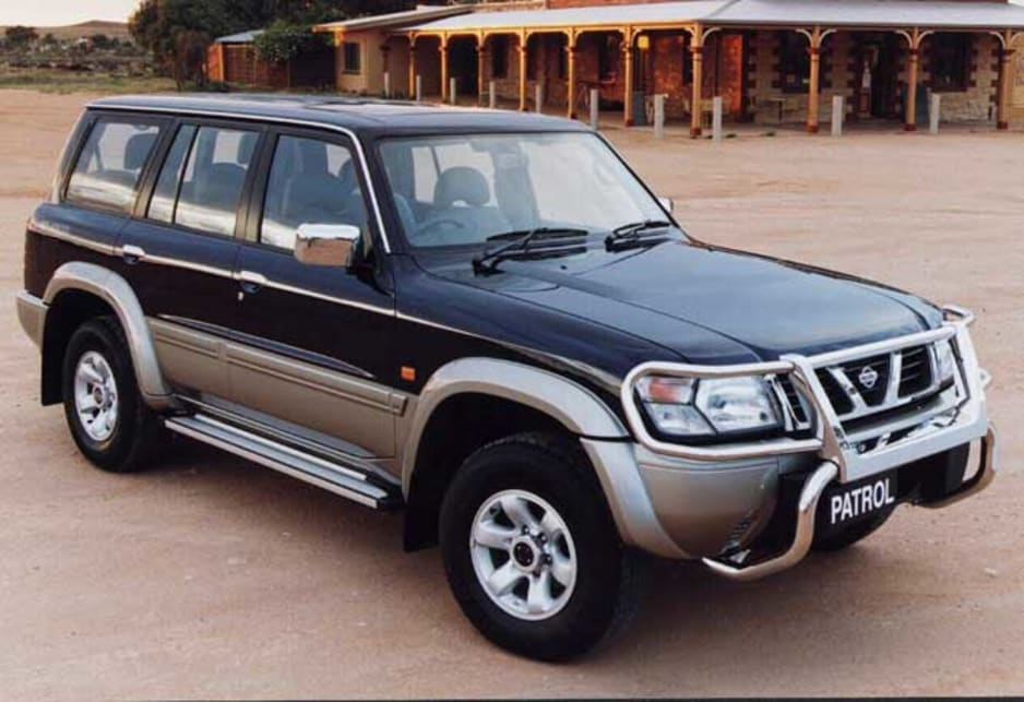 Nissan patrol fuel consumption 4.2 petrol