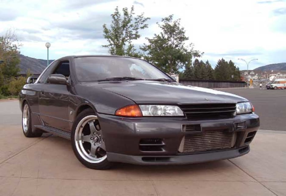 Used Nissan Skyline review 19892000  CarsGuide