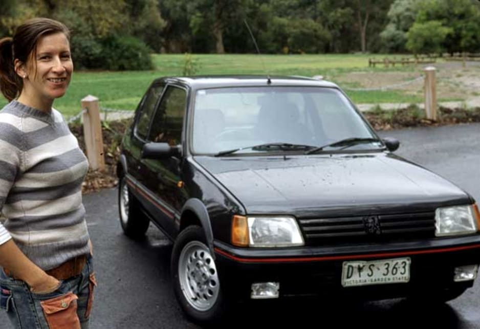 used peugeot 205 review 1987 1994 carsguide. Black Bedroom Furniture Sets. Home Design Ideas