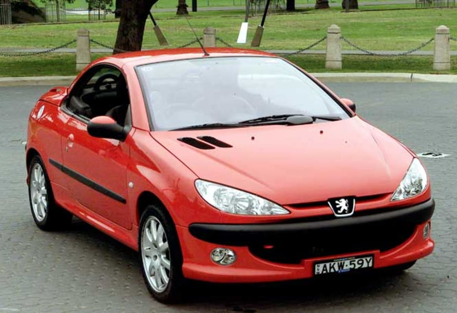 used peugeot 206 review 2001 2004 carsguide. Black Bedroom Furniture Sets. Home Design Ideas