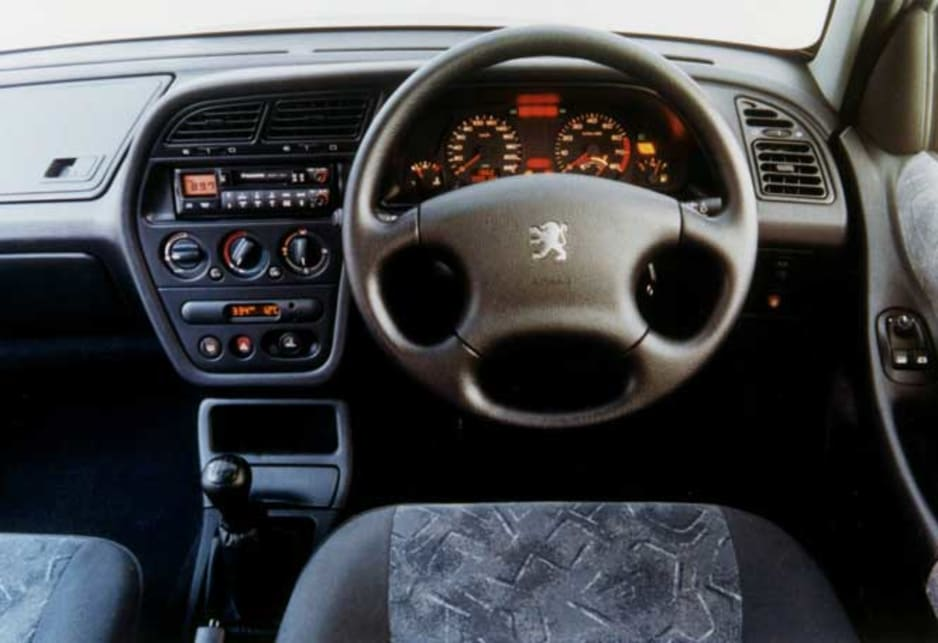 306 peugeot 1997 auto cars for Interieur 306