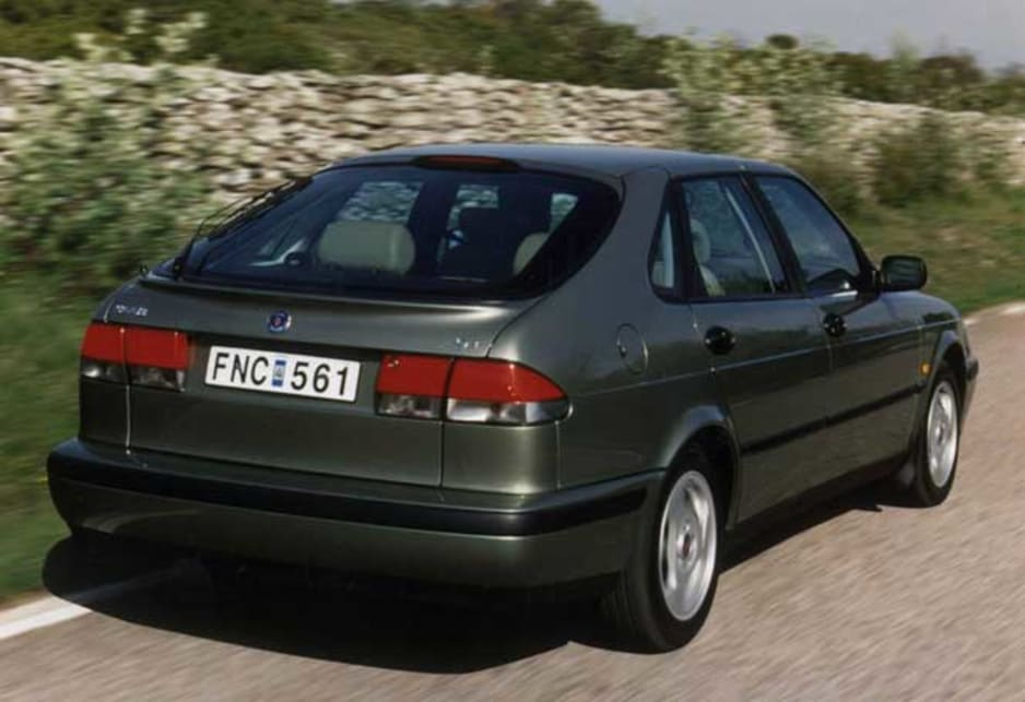 Used saab 9 3 review 1998 2001 carsguide 1999 saab 9 3 fandeluxe Image collections