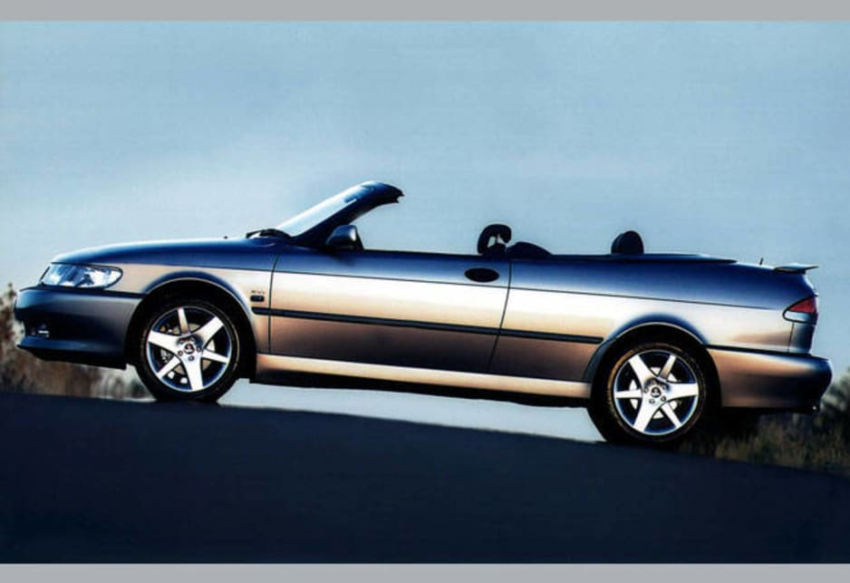 used saab 9 3 review 1998 2003 carsguide. Black Bedroom Furniture Sets. Home Design Ideas