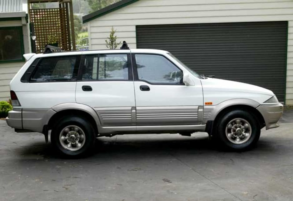 Used Ssangyong Musso review: 1996-1998 | CarsGuide