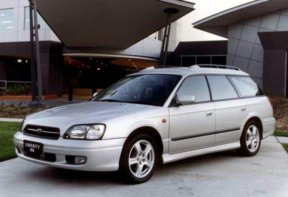 Used Subaru Liberty Review 1994 1998 Carsguide