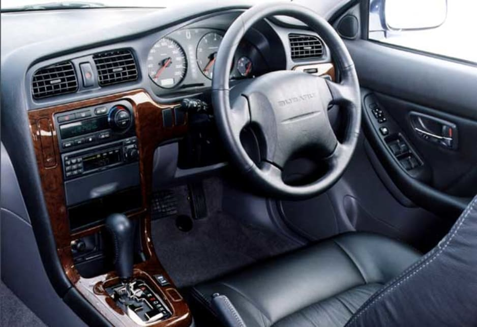 Used Subaru Outback Review 1996 2002 Carsguide