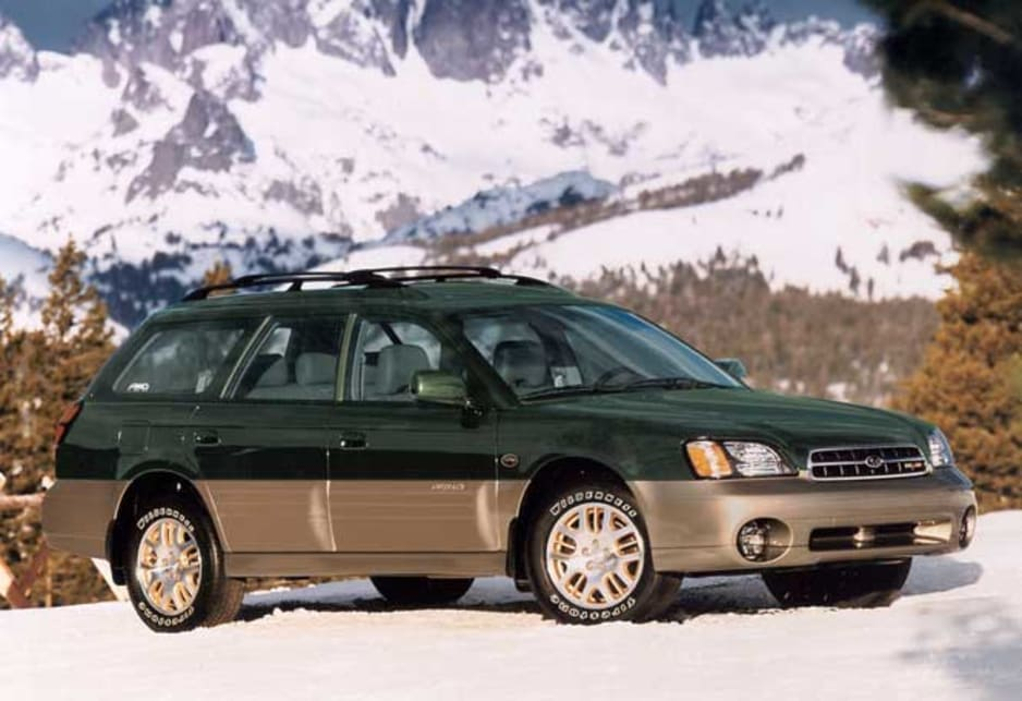 1999 subaru outback reviews