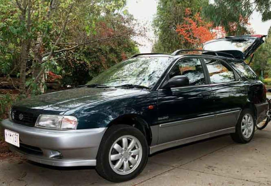 Used Suzuki Baleno Review 1995 2001