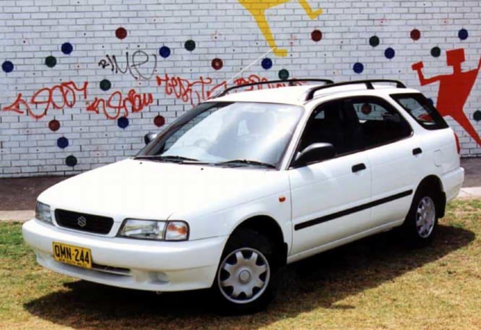 1997 Suzuki Baleno Estate Wagon