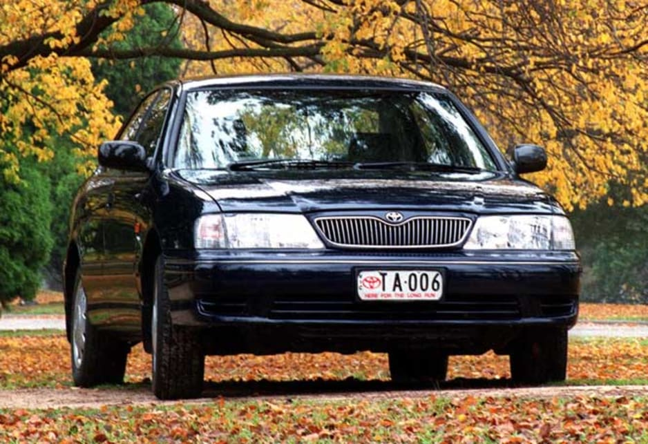 2000 Toyota Avalon Conquest