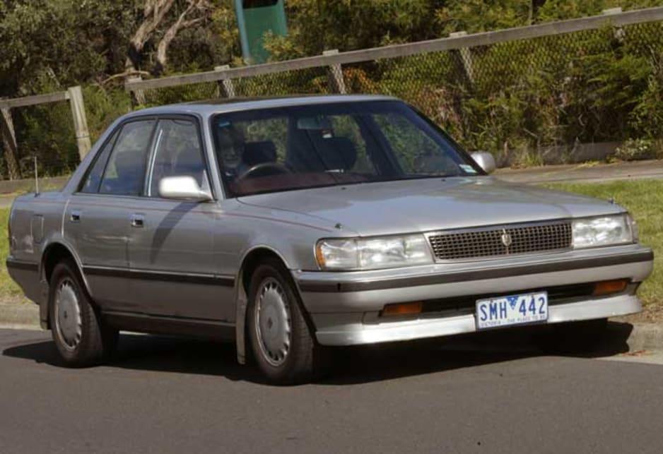 Toyota Cressida review: 1988-1993 | CarsGuide