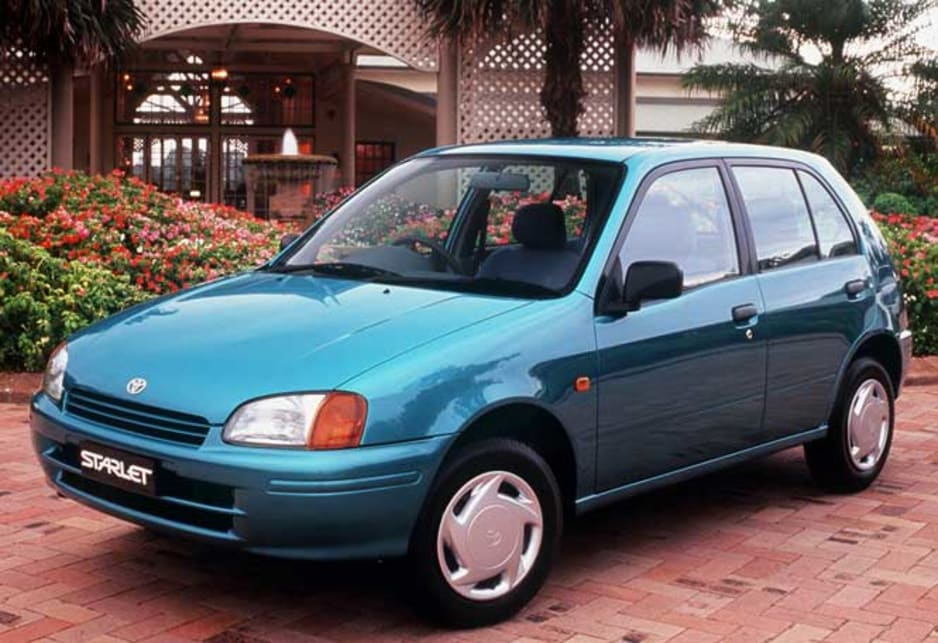 Used Toyota Starlet Review 1996 1999 Carsguide