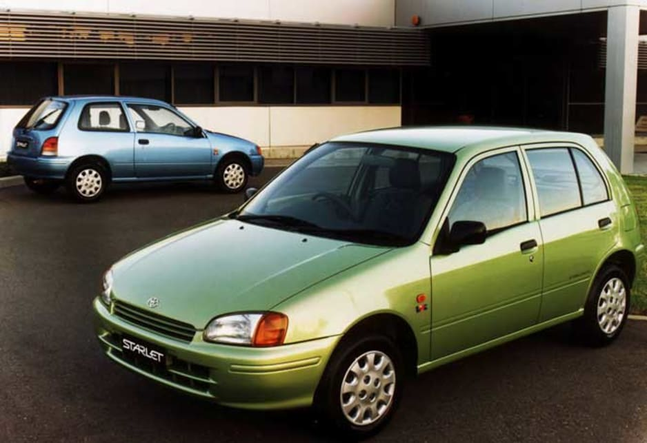 Used Toyota Starlet review: 1996-1999 | CarsGuide