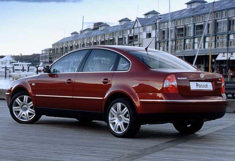 Volkswagen passat 2001 review
