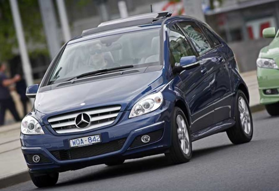 mercedes benz b class 2009 review carsguide. Black Bedroom Furniture Sets. Home Design Ideas