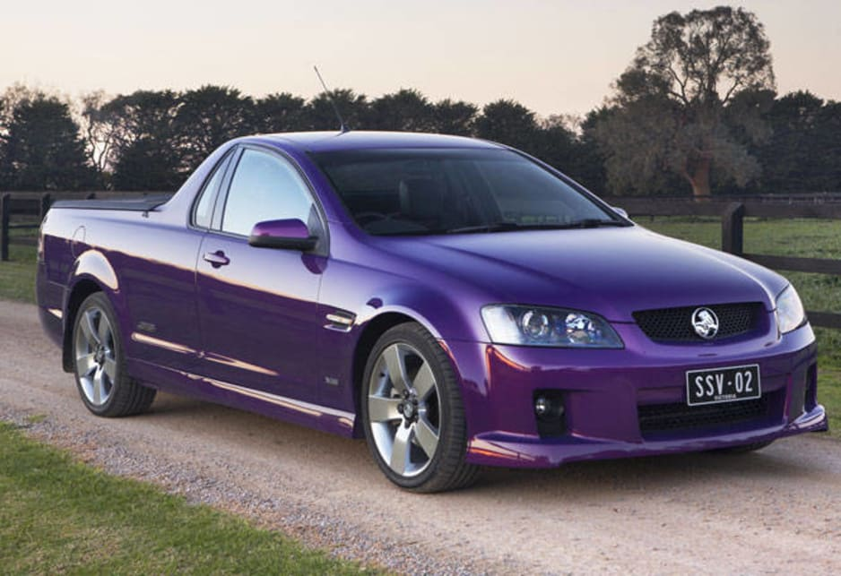 Holden Commodore Ute Ss 2007 Review Carsguide