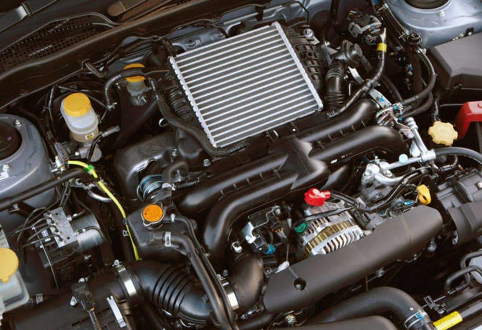 Subaru Impreza WRX 2009 Review | CarsGuide