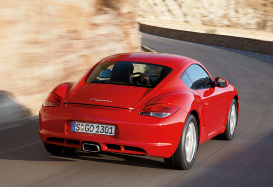 Porsche Cayman 2008 Review Carsguide