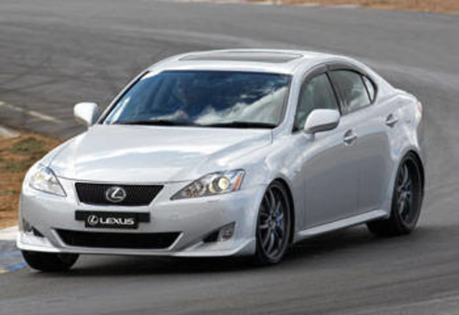 Lexus Is250 2008 Review Road Test Carsguide