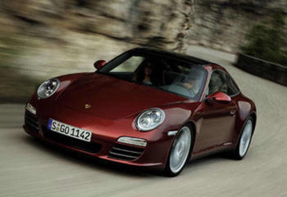 porsche 911 targa 4 and 4s 2008 review carsguide. Black Bedroom Furniture Sets. Home Design Ideas