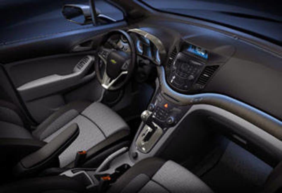 Paris Motor Show Chevrolet Orlando Car News Carsguide