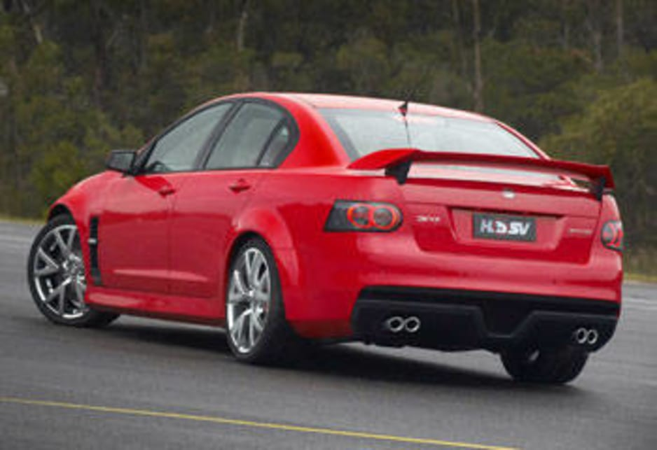 Hsv Gts 2008 Review Carsguide