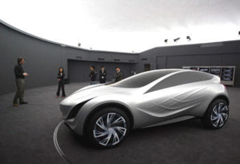 Mazda Kazamai To Be Unveiled In Russia Car News Carsguide