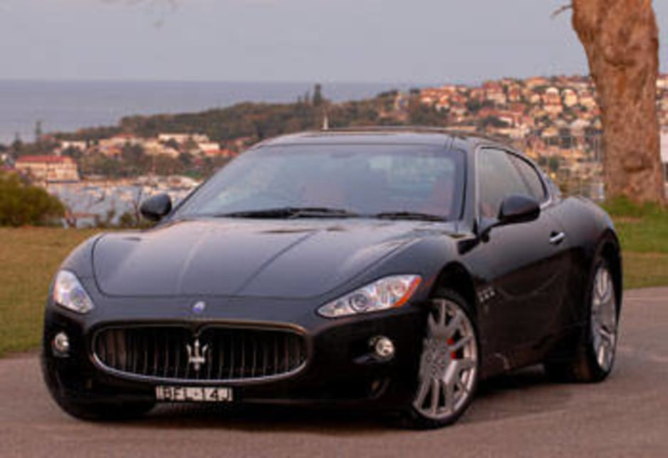 maserati granturismo 2008 review carsguide. Black Bedroom Furniture Sets. Home Design Ideas