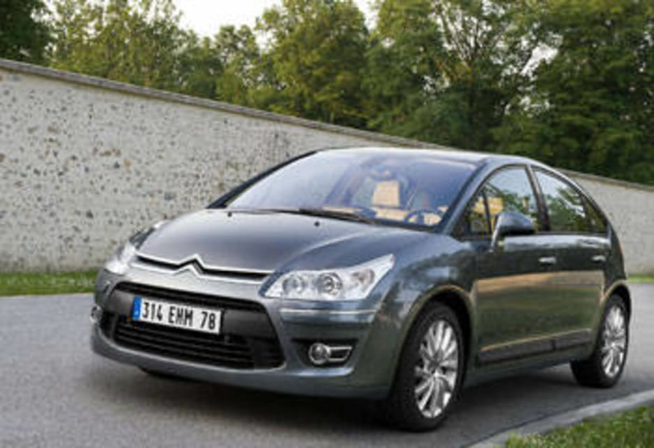 citroen c4 2008 review carsguide. Black Bedroom Furniture Sets. Home Design Ideas