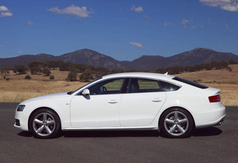 Audi A5 30 Tdi 2010 Review Carsguide