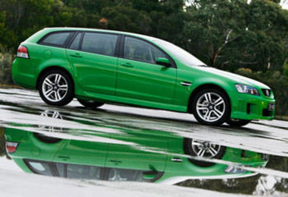 Holden Commodore Sportwagon