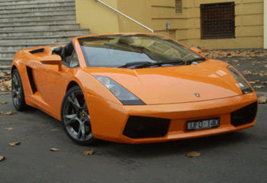 Lamborghini Gallardo 2008 Review Carsguide