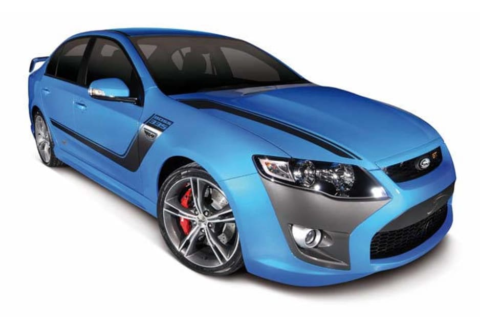Supercharged Fpv Gs And Gt