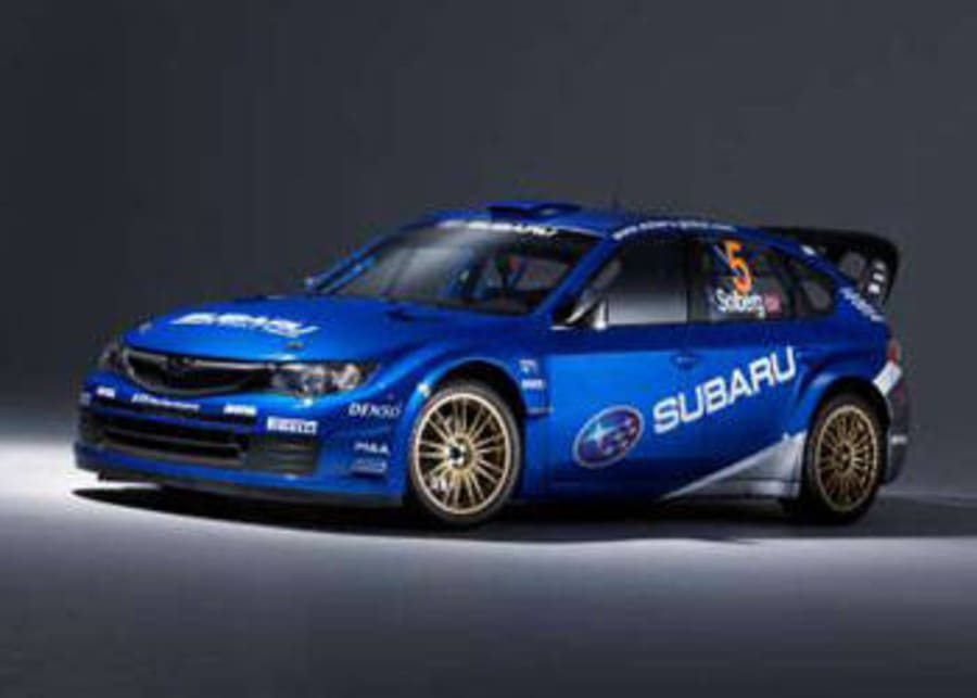 Subaru\'s new world rally car - Car News | CarsGuide