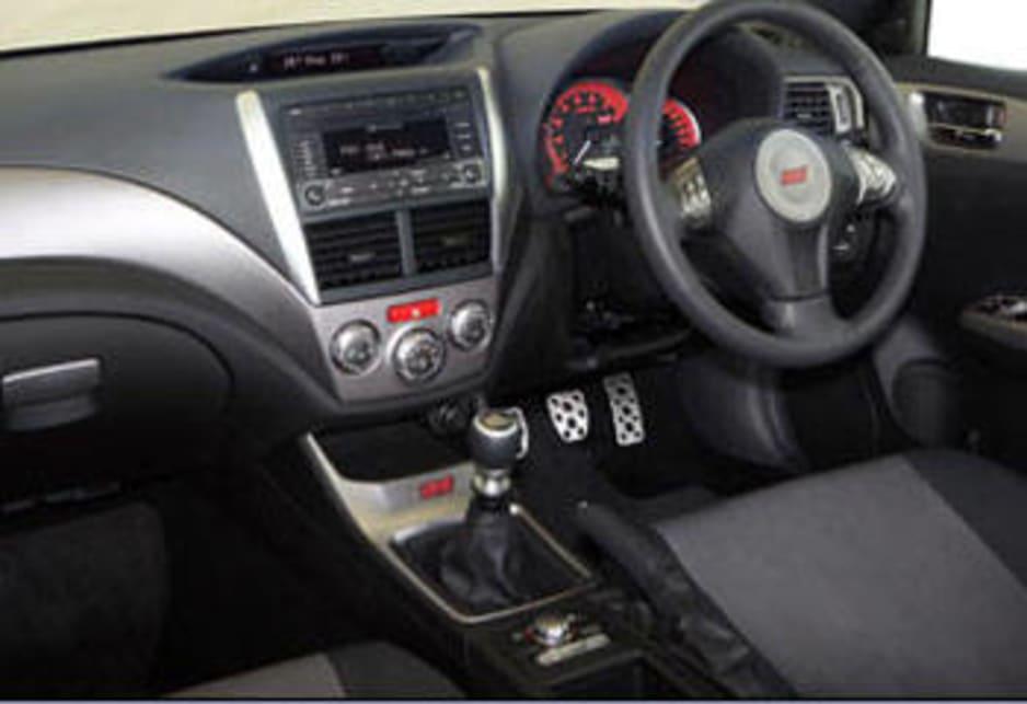 Subaru Impreza Wrx Sti 2008 Review First Drive Carsguide