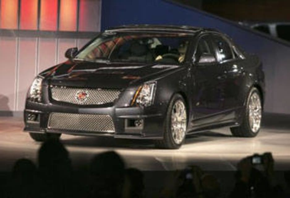 Cadillac CTS 2008 Review